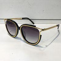 Wholesale Len Cases - 688 Sunglasses Luxury Women Brand Deisnger CE 688S Cat Eye Frame Uv400 Len Summer Style Adumbral Butterfly Designer Big Face Come With Case