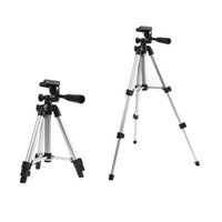 Wholesale Tripod Stand Lamps - Outdoor Durable Fishing Lamp Bracket Universal Portable Camera Accessories Telescopic Mini Lightweight Tripod Stand Hold 2508018