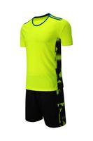 futbol formaları ekip takımları toptan satış-Özel Boş Takım Futbol Formaları Setleri, toptan Özelleştirilmiş Futbol Şort Ile Tops, Eğitim Forması Kısa, moda Koşu Setleri, futbol üniforma