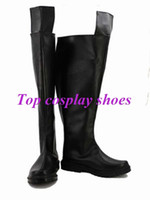 Wholesale Cosplay Uta Princes Sama - Wholesale-Freeshipping Uta no Prince-sama Cosplay Kurusu Syo Cosplay Boots shoes black Ver custom-made for Halloween Christmas festival