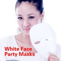 1 stücke Kostüm Maske für Halloween Party DIY Scary Masken Weiß Vollgesichts Cosplay Maskerade Mime Maske Ball Party Kostüm Masken