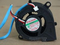 Wholesale Projector Cases - SUNON MF50201V3-Q000-G99 12V 0.94W Optoma TW675UTi-3D 3 line projector cooling fan