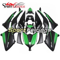 Wholesale Matte Black Fairings - Full Fairings For Yamaha XP530 TMAX 530 T-MAX 2012 2013 2014 Injection ABS Plastics Motorcycle Fairing Kit Matte Green Black Cowlings New