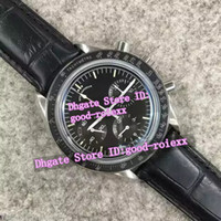 Wholesale Eta Movement Watches - Limited Edition Mens Mechanical Chronograph Watch Men's Eta Cal 7750 Movement Special 1957 50th Anniversary Co Men Axial Sport Watches