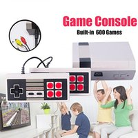 Wholesale Free Sound Games - Mini Vintage Retro Classic Game Consoles TV game consoles Handheld Game Player Built-in 620 Games Free DHL