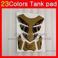 Wholesale Rgv Vj22 - 3D Carbon Fiber Gas Tank Pad Protector For SUZUKI RGV250 VJ22 RGV 250 90 91 92 93 94 95 1990 1991 1992 93 1995 3D Tank Cap Sticker 23Colors