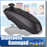 Universal Bluetooth Remote Controller inalámbrico Gamepad Mouse Mini joystick inalámbrico para iPhone Para Samsung Android IOS VR BOX