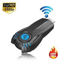 Wholesale Airplay Mini Tv Box - Vsmart V5ii Mini iPush MKV Ezcast Miracast DLNA Airplay Adaptor Smart TV Box Stick Dongle HDTV HDMI Wifi Display for Android Windows IOS