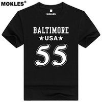 TERRELL RAYMONN SUGGS 55 baltimore personalizzato nome numero t-shirt Minneapolis Minnesota t-shirt squadra stampa usa Arizona abiti