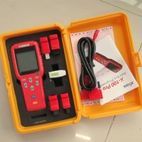 Wholesale Auto Key Transponder Tool - 2017 original xtool x100 pro auto key programmer professional tool x100 Car key transponders tool newest version for all cars