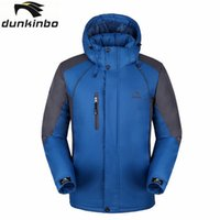 Wholesale Cashmere Hooded Hat - Fall-Men Jacket Winter Thermal Coat Jaqueta Outdoor Sports Men Velvet Liner Warm Jacket Outwear Waterproof Windproof A979