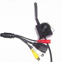 câmera de rede interna megapixel venda por atacado-1.78mm Lente Olho de Peixe Grande Angular H-264 Onvif 1280X720P 1.0 Megapixel Sem Fio Indoor Menor Wifi Câmera de Rede Ip