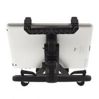 kafalık koymak toptan satış-Evrensel Araba Arka Koltuk Kafalık Dağı iPad 2 3 Tablet GPS DVD için Tutucu Stand