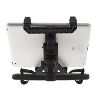 Wholesale Dvd Headrest Mounts - Universal Car Back Seat Headrest Mount Holder Stand for iPad 2 3 Tablet GPS DVD