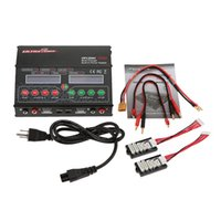 Wholesale Multi Charger Lipo - Wholesale- Brand New Ultra Power UP120AC DUO 120W 100W LiIo LiFe NiMH NiCD LiPo Battery Multi Balance Charger Discharger