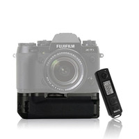 Wholesale camera battery grip - Meike MK-XT1 Pro Battery Grip for Fujifilm Fuji XT1 X-T1 2.4G Wireless Remote