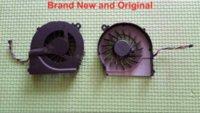 Wholesale Hp G42 Cooler - New original cpu cooling fan for HP CQ42 G4 G6 CQ56 G42 CQ62 G62 laptop cpu cooling fan cooler KSB06105HA 4 wires