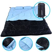 Wholesale Pillows Large Double Sleeping Bag Camping Hiking