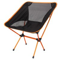 Wholesale Professional Chairs - 4 Colors Lightweight Fishing Chair Professional Folding Camping Stool Seat Chair Portable Fishing Chair For Picnic Beach Party