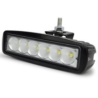 Wholesale car led worklight - 1pcs W Work Bar LM Mini Inch W x W LED Bar Work Light as Worklight Flood Light Spot Light for Jeep Car SUV Boat Motorcycle