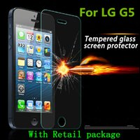 Wholesale Optimus One - For LG K8 G5 STYLUS 2 LS775 G4 Note LS770 G Stylo Screen Protector Film Tempered Glass For HTC one s9 HTC 830