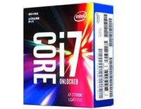 Wholesale Intel I7 Laptop Processors - Original for Intel Core i7 7700K Processor 4.20GHz  8MB Cache Quad Core  Socket LGA 1151   Quad Core  Desktop I7-7700K CPU