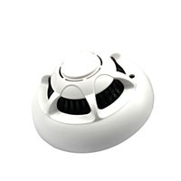 Wholesale Indoor Audio Systems - IP Wireless Smoke Wifi Camera With Motion Detection Security System Anti Theft New Design Audio Video Spy Camera Wholesale