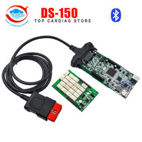 Wholesale Board Software - Wholesale-High Qaulity A TCS PRO DS-15O NEW VCI With bluetooth + Double Green PCB Board DS 15O software 2014.03 NO keygen free activated