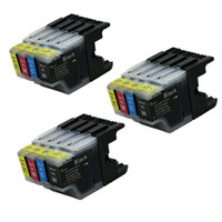 Wholesale Ink Cartridge Lc75 - Inkjet Cartridge for Brother Printer LC71 LC75 LC73 LC400 MFC-J430W MFC-J825DW MFC-J835DW DCP-J525N DCP-J540N Fullfill Ink Cartridges