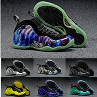 2017 novo Mens Air Penny Hardaway Galaxy One 1 Men Basketball Shoes Pearl Pro One 1 Shoe Cheap Replicas Sport Sneakers