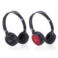 Wholesale Digital Stereo Headphones - Digital Wireless 3 in 1 Multifunctional Stereo Bluetooth Headphone Earphone Headset with Mic MP3 Player MicroSD TF Music FM Radio V980