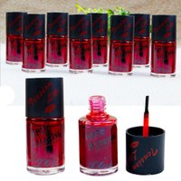 Wholesale Lip Cheek Tint - Brand xixi Non Stick Cup Lip Gloss Long Lasting Liquid Lipstick Beauty Waterproof Lip Tint Lip Cheek Rouge Blusher Lotion 8 colors available