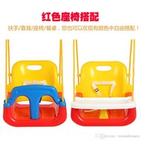 Wholesale Baby Swings for Children Rocking Chair Outdoor Safety Kids Multifunctional Infant Rocking Seat Swing Bouncer Rocking Chairs