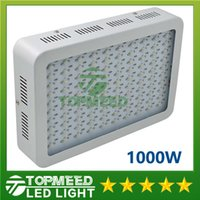 Wholesale Hydroponic Mini - Super Discount DHL High Cost-effective 1000W LED Grow Light with 9-band Full Spectrum for Hydroponic Systems mini led lamp lighting 333