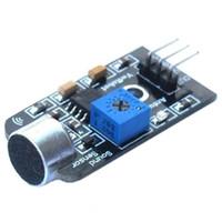 Wholesale Microphone Sound Sensor Module - Analog Sound Sensor Module High Sensitivity Microphone Sensor Module for Arduino