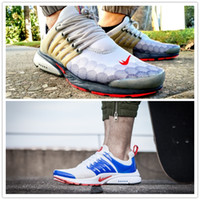 Wholesale Casual Shoes Flag - 2016 Hot Sale Airs Presto USA Captain Flag Mens Womens Running Shoes for Top quality Fashion Outdoor Casual Sports Sneakers Size 36-44
