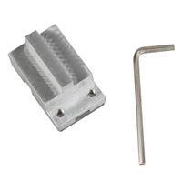 máquina x6 al por mayor-BENZ HU64 Abrazadera (accesorio) para máquinas automáticas de corte de llaves V8 / X6 / A7 / E9 Herramientas automotrices para automóviles Cerrajería