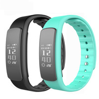 i6 smart armband großhandel-IWOWN i6 HR Sport Smartband Armband mit Fitness Tracker Anruf Nachricht Herzfrequenzmesser Smart Band Armband Armband