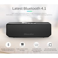 Wholesale Wireless Speakers Blue Tooth - Wholesale- Bluedio CS4 Blue Tooth Bluethooth Som Blutooth Sound Music Mini Wireless Portable Bluetooth Speaker For Phone Player Hoparlor