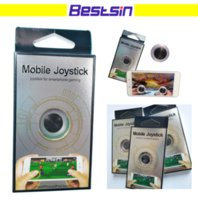 Wholesale Tablet Easy - Bestsin Joystick Easy Take Untra-thin Mobile Joystick Game Stick Controller For Touch Screen Phone Tablet With retail box