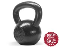 Wholesale Dumbbells Hands - Kettlebell 35 lbs Hand Weight Fitness Body Training Exercise Cap Gym