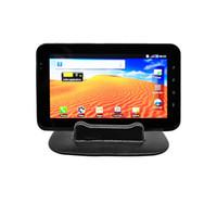 halter silikon tablette großhandel-Auto Silikon Pad Dash Mat Handy Auto Halterung Halter Cradle für Samsung S7 S7 S5 für iphone 7 6 S 6 Plus für Tablet PC