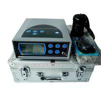 iyon ayak spa makinesi toptan satış-Ayak Detoks Makinası Iyon Ayak Banyosu Spa İyonik Hücre Temiz Infrared kemer Lüks İyonik Detoks Ayak Spa ile