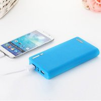 Wholesale Bank Wallets - Powerbank Power Banks Mobile Charging Supply 50000MAH Wallet 12000 MAH Power Supply Convenient To Carry Safety Power banks