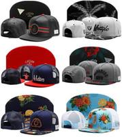 ücretsiz swag şapkaları toptan satış-Ücretsiz Kargo Yeni Moda Gorras Snapback Caps 480 renk swag Cayler Sons Beyzbol Kapaklar Kaykay Şapka Casquette kemik Hip Hop Kap Erkekler ...