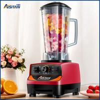 Wholesale Ice Blender Machine - A5200 2L 3hp bpa free commercial smoothie juice food blender machine 2200W