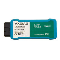 Wholesale Land Rover Sdd - WIFI Version VXDIAG VCX NANO for Land Rover and Jaguar Software SDD V143 Offline Engineer Wireless JLR Car Diagnostic Tool