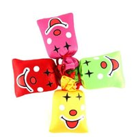 Wholesale Laughing Bags - Ha Ha Laughing Bag Push me I Will Laugh A Lot Gag Gift Prank Joke Funny Novelty Toy
