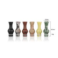 Wholesale Dct Pieces - Cheapest Jade Ming Vase 510 Mouth Pieces vase drip tips For CE4 CE5 DCT Vivi Nova EVOD EE2 E Cigarettes
