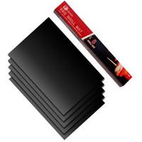pique-nique achat en gros de-5 pcs antiadhésif surface résistant à la chaleur barbecue grill tapis